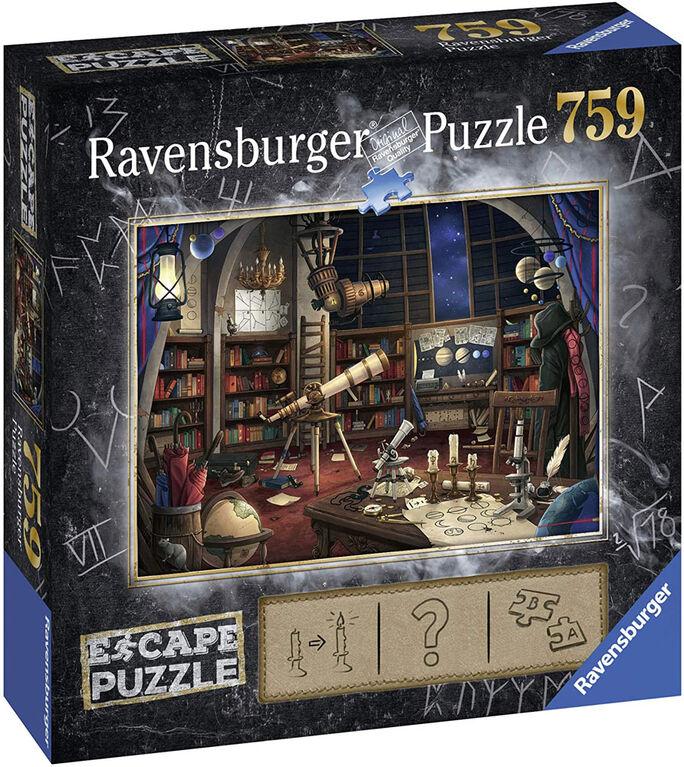 Ravensburger - Space Observatory Escape Puzzle 759pc
