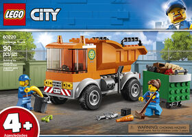 Le camion à ordures LEGO City 60220