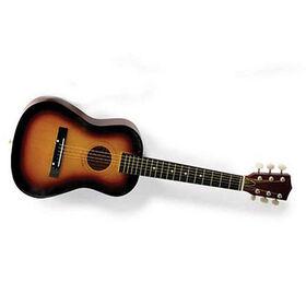 Robson - Guitare seche acoustique76 cm - Sunburst - les motifs peuvent varier