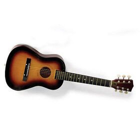 Robson - 30 inch Junior Acoustic Guitar - Sunburst - styles may vary