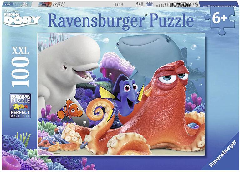 Ravensburger - Disney Pixar - Finding Dory  Puzzle 100pc