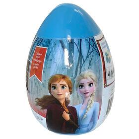 Frozen Geant Pâques Oeuf - Articles vendus individuellement. Les personnages peuvent varier.