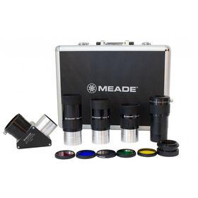 "Meade Eyepiece Kit, Eyepieces 2"", Barlow, Filters 607010"