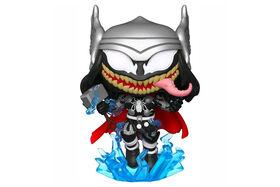 Funko POP! Marvel: Venom - Venomized Thor (Exclusive) - R Exclusive