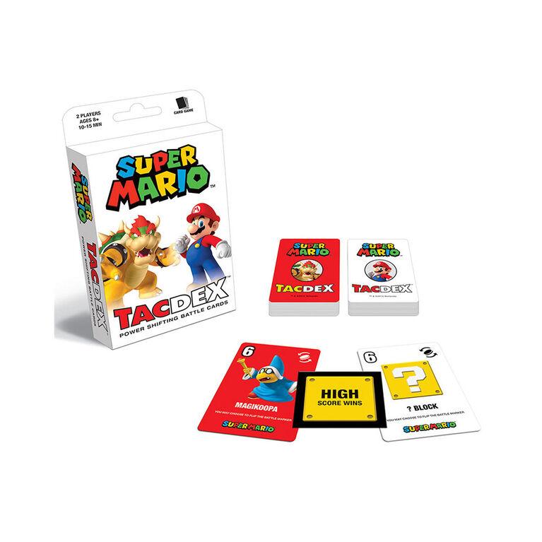 TacDex Super Mario Game