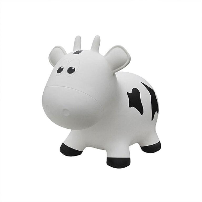 Farm Hoppers: Vache blanche
