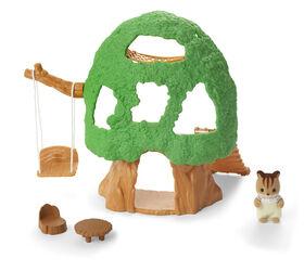 Calico Critters-Cabane dans les arbres