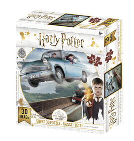 Harry Potter  Ford Anglia 300pc