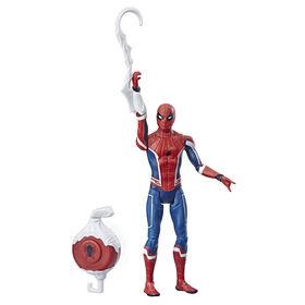 Spider-Man: Far From Home - Figurine Spider-Man Grimpeur suprême.