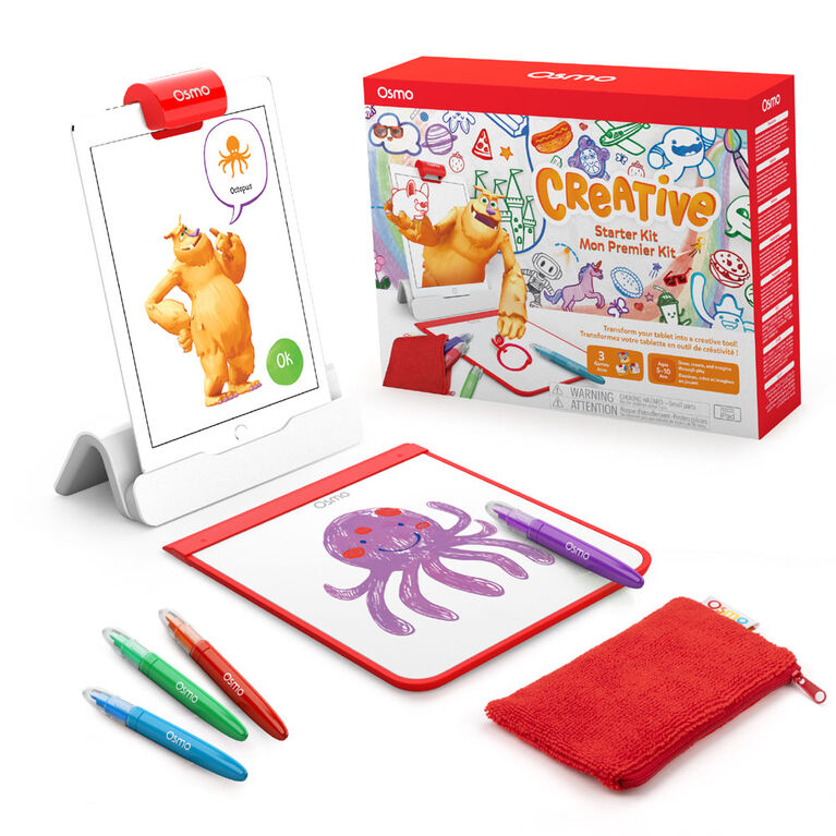Osmo Creative Starter Kit  2019 iOS
