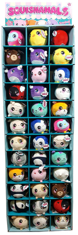 Squeezamals Series Pets - Styles may vary