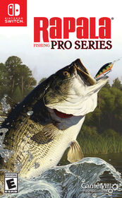Nintendo Switch - Rapala Pro Series Fishing SWITCH