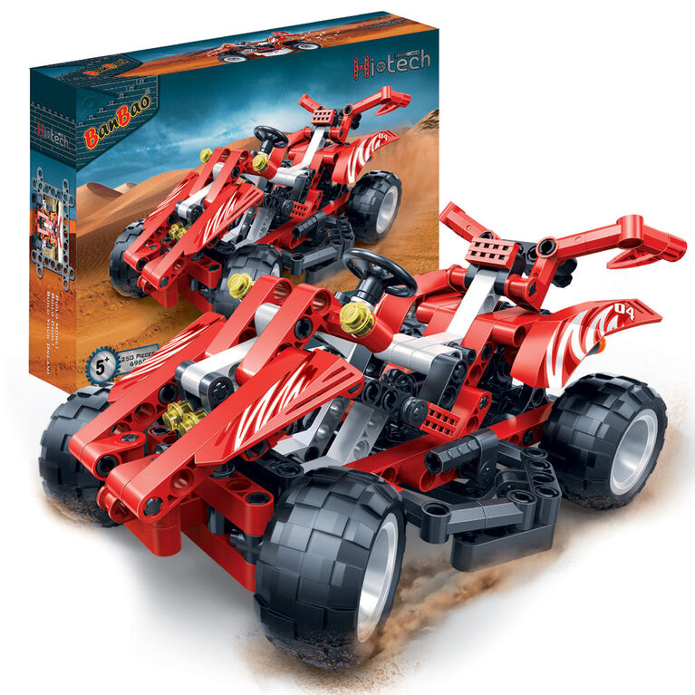 BanBao - Red Racer (6955)