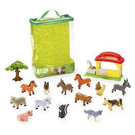 Animal Planet - Ensemble Aventure à la ferme.