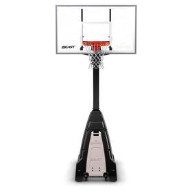 Système de basketball en verre Spalding The Beast, 60 po