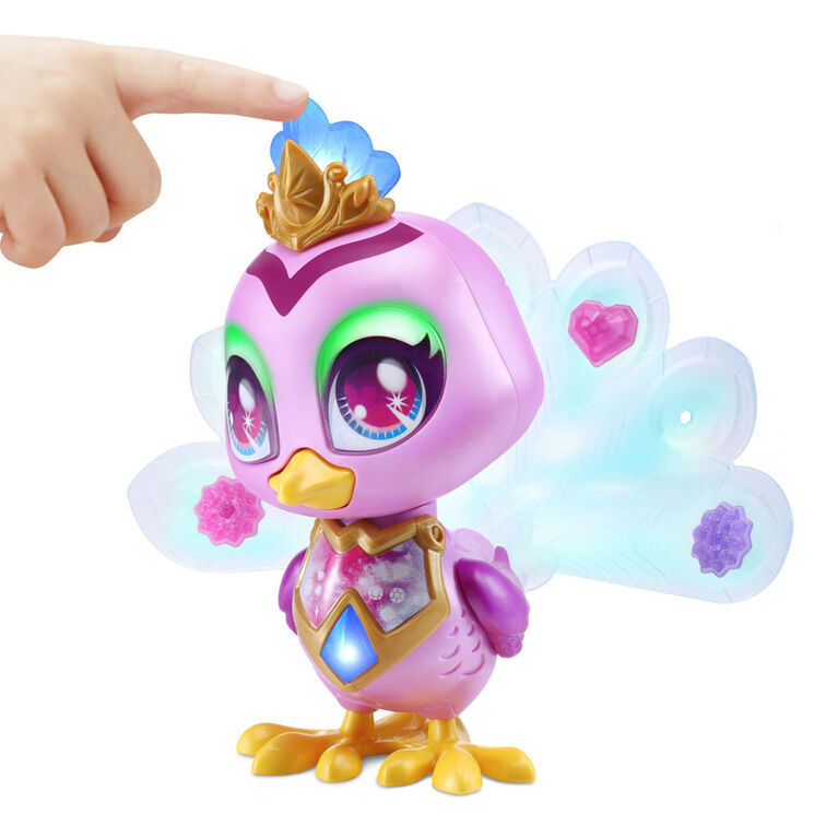 VTech Sparklings Penny the Peacock - French Edition