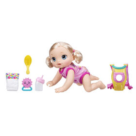Baby Alive Baby Go Bye-Bye - English Edition - R Exclusive