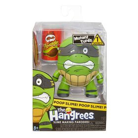 The Hangrees Mutant Turds Collectible Parody Figure with Slime