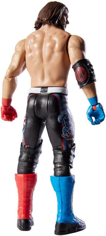 WWE Top Picks AJ Styles Action Figure - English Edition