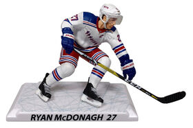 "Ryan McDonagh New York Rangers 6"" NHL Figure"