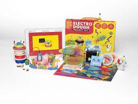 Kit de projet Electro Dough - Édition anglaise