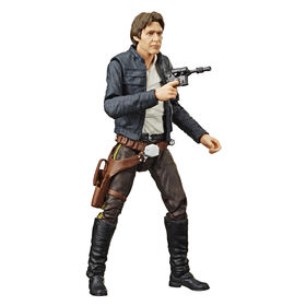 Star Wars The Black Series: Han Solo (Bespin) 6-inch Scale - 40TH Anniversary Collectible Action Figure