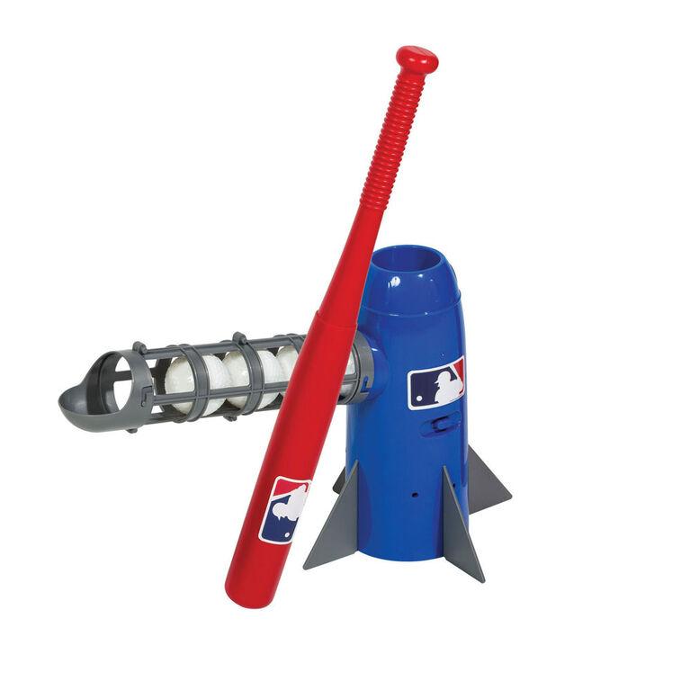 Franklin Sports MLB Pop Rocket Pop Up Trainer
