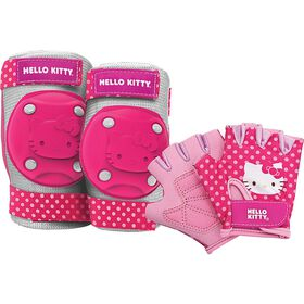 Hello Kitty - Protective Pad Set