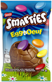 Smarties Impulse Egg 48X19G - Items sold individually, characters may vary