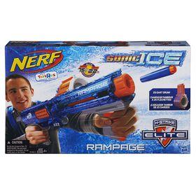 NERF N-Strike Elite Sonic Ice Series - Rampage Blaster