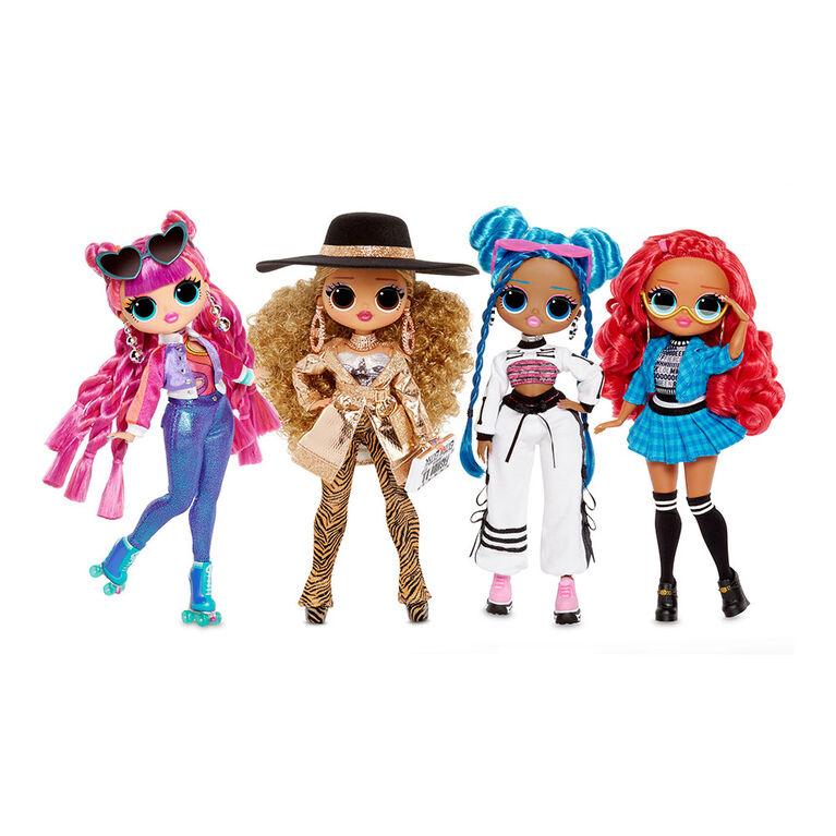 L.O.L. Surprise! O.M.G. Class Prez Fashion Doll with 20 Surprises