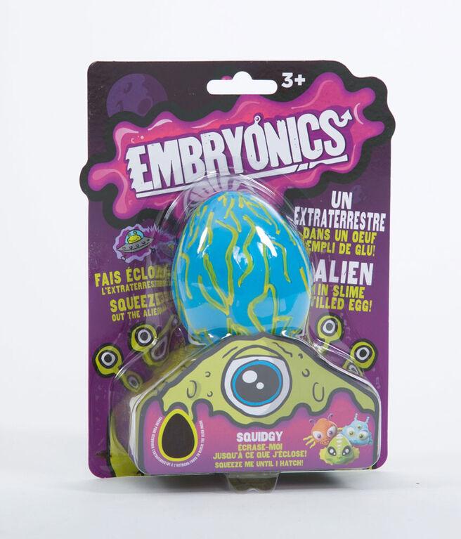 Embryonics - Slime Egg - Blue