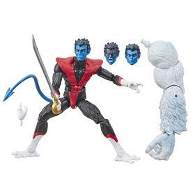 Marvel Legends Series - Nightcrawler with Wendigo Build-a-Figure Part