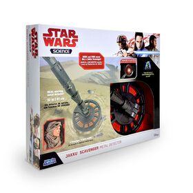 Star Wars Jakku Scavenger le détecteur de métal.
