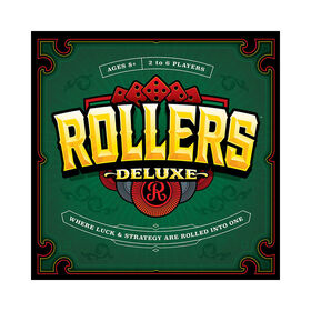 ROLLERS DELUXE - 6 PLAYER EDITION