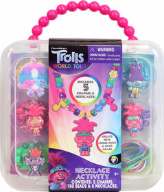 Trolls World Tour Necklace Activity - English Edition