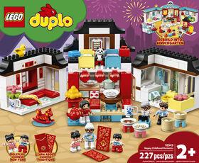 LEGO DUPLO Town Moments d'enfance heureux 10943
