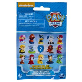 Paw Patrol – Mini-Figure Blind Bag of Collectible Paw Patrol Characters (Styles and Colors May Vary)