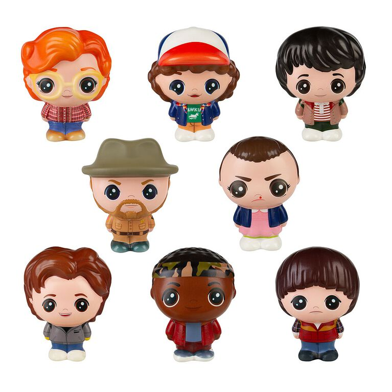 Stranger Things Soft'n Slo Squishies Ultra Steve