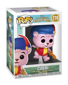 Funko POP! Disney: The Adventures of the Gummi Bears - Cubbi