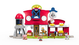 Fisher-Price Little People Caring for Animals Farm - English Edition