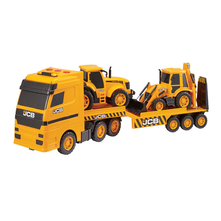 JCB - Heavy Load Transporter