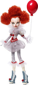 IT Pennywise Collector Doll - English Edition