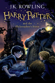 Harry Potter and the Philosopher's Stone - Édition anglaise