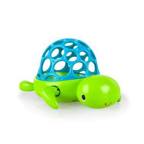 Oball - Wind 'n Swim Turtle Bath Toy