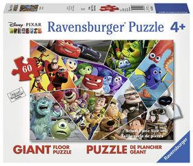 Ravensburger: Disney - Ultimate Pixar casse-tête 60 pc)