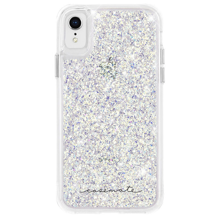 Étui Twinkle de Case-Mate pour iPhone Xr, stardust