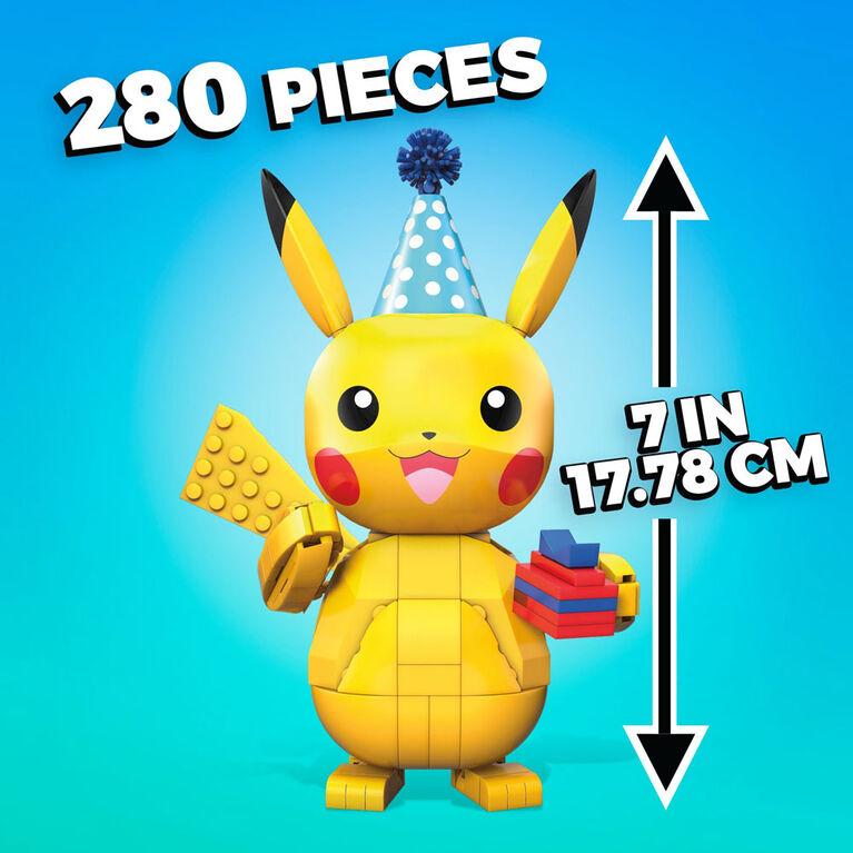 Mega Construx - Pokémon - Pikachu Spécial 25e Anniversaire