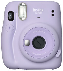Fujifilm Instax Mini 11 Camera - Lilac Purple