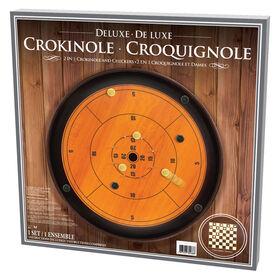 Deluxe Crokinole